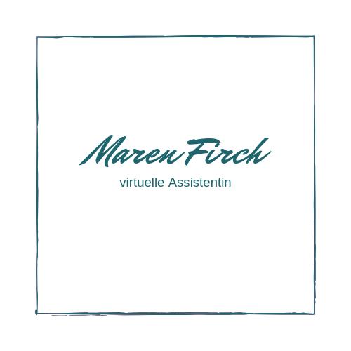Logo Maren Firch